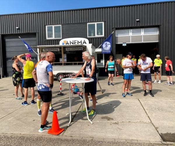 Sportvereniging Friesland organiseert zondag 17 oktober de Stienserloop in Stiens
