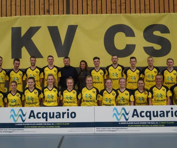 KV CSL Business Club avond en presentatie hoofdsponsor Acquario