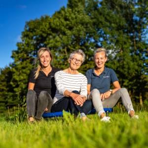 Hanneke Hoffmann draagt praktijk over aan FysioStiens <br />'Het blijft nuttig om ouders te vertellen hoe belangrijk kinderfysiotherapie is'