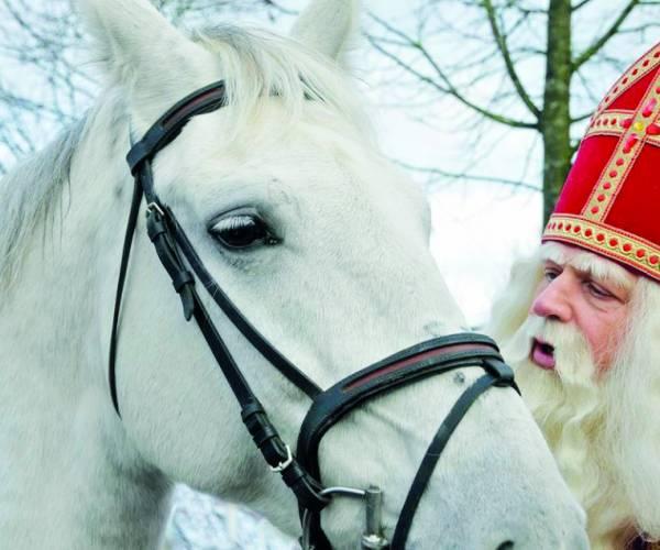 Sinterklaas komt weer in Nederland