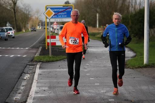 SV Friesland organiseert de Molenloop in Froubuurt
