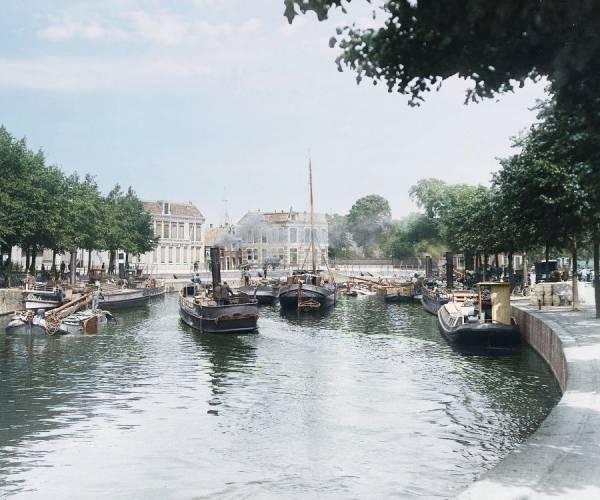 Friese Genealogische Contactdag 2021, in het teken van water