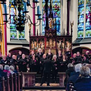 """Leeuwarder Kamerkoor @ Nicolaaskerk in Koarnjum """"Pourqouy non? - Componisten uit de Lage Landen"""""""