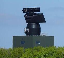 Toch een koepel op radar in Wier