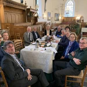 Commissaris van de Koning Brok wordt beschermheer van de Stichting Alde Fryske Tsjerken