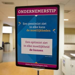 Ondernemersdag Leeuwarden: kennis, netwerken en veel inspiratie over het ondernemerschap!