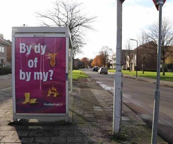#FryskSichtber: meitsje it Frysk sichtber op Ynternasjonale Memmetaaldei