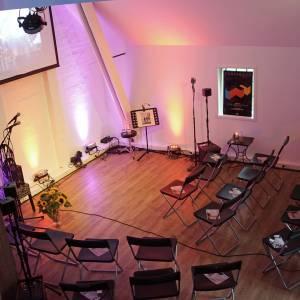 Het Huiskamerfilmfestival @ Huiskamertheater De Wier in Koarnjum