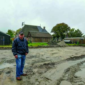 WoonFriesland bouwt vier sociale huurwoningen in Britsum