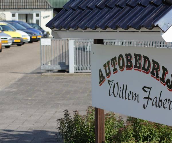 Autobedrijf Willem Faber uit Ferwert slaat per november een andere richting in!