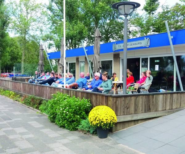 Open dag bij Tennisvereniging Schatzenburg