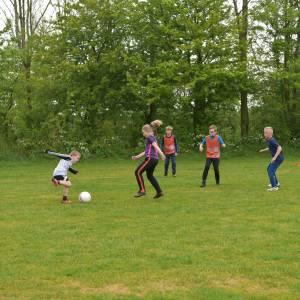 VV Ternaard hervat jeugdtrainingen