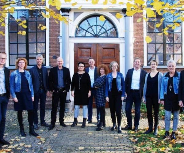 Vocaal ensemble 'Koarbizznizz' @ Nicolaaskerk, Koarnjum