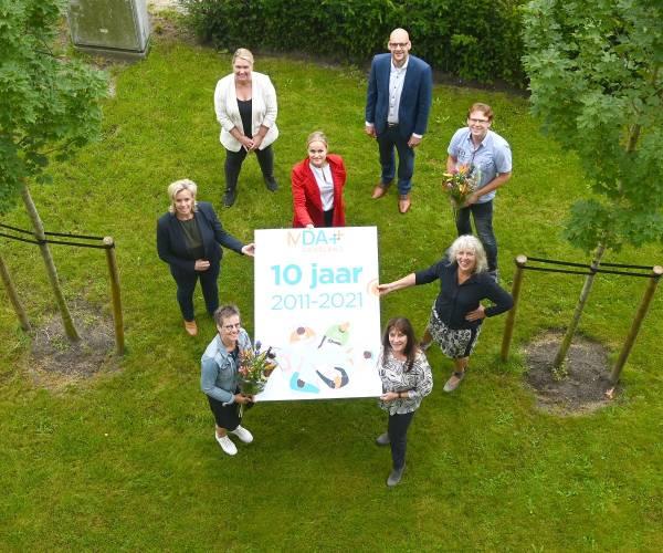 Friese uitblinker MDA++ bestaat 10 jaar en ondertekent nieuwe samenwerkingsovereenkomst