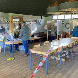 Gemeente Leeuwarden: Vroegstemlocatie It Span in Stiens