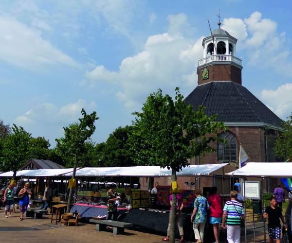 Tiende editie Bildtse Rembrandtmarkt